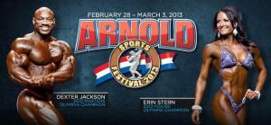 The Arnold Fitness Weekend, in Columbus, OH