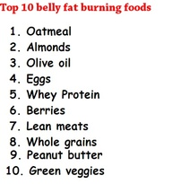 Top ten clean foods to get lean.